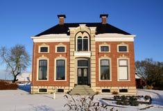 Stately farmhouse Royalty Free Stock Image