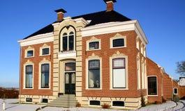 Stately farmhouse Royalty Free Stock Photography