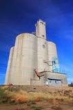 Stately Grain Elevator Stock Photo