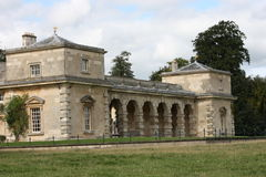 Stately Home Royalty Free Stock Photography