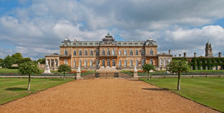 Stately Home stock photography