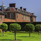Stately home Royalty Free Stock Photo