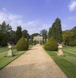 Stately home. Castle ashby northamptonshire midlands england uk stock photos