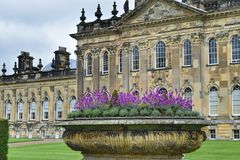 Stately Home. Castle Howard, York Stock Photos