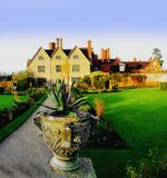 Stately home. Country house,,country house, ancient, aristocracy, britain, british, day, england, english, great, heritage, home, homes, house, houses, kingdom Stock Images