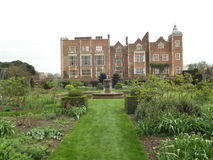 A Stately Home. Stately Home And Gardens stock image