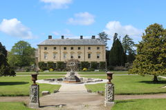 A stately home Royalty Free Stock Photos