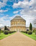 Stately manor. YThe beautiful Ickworth park stately home near Bury st Edmunds Suffolk stock photo