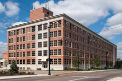 Stately Warehouse royalty free stock photos