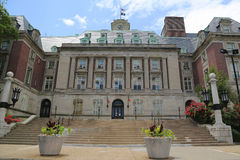 Staten Island Borough Hall Royalty Free Stock Photo