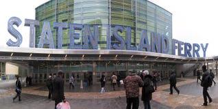 Staten Island Ferry Stock Image
