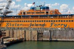 Staten Island Ferry Royaltyfria Bilder