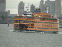 Staten Island Ferry Stock Photography