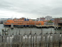 Staten Island Ferry Royalty Free Stock Photos