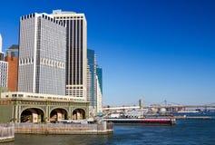 Staten Island Ferry Manhattan Royalty Free Stock Image