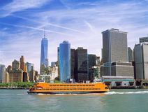 Staten Island Ferry. Stock Photography