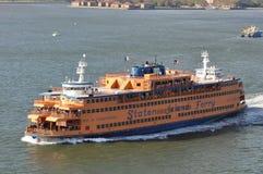 Staten Island Ferry in New York Stock Photos