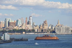 Staten Island Ferry Stock Images