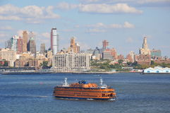 Staten Island Ferry Royalty Free Stock Image