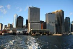 Staten Island ferry terminal Stock Photography