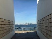 Staten Island September 11th minnesmärke Royaltyfri Bild