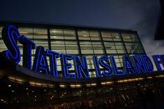 Staten- Islandfähre Lizenzfreie Stockbilder