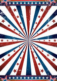 States flag background Royalty Free Stock Photo