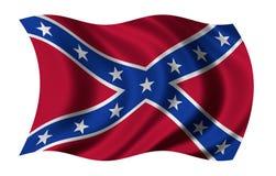 Stati dell'america confederati Immagine Stock