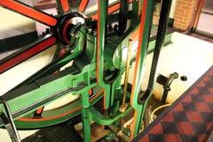 Static Steam Engine. Stock Photo