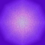Statined Glass Background - Purple Stock Photography