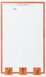 Stationär Lizenzfreie Stockbilder