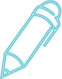stationärt vektor illustrationer