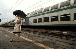 Station Royalty Free Stock Image