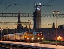 Station. Stock Image