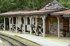 Station Royalty-vrije Stock Afbeeldingen