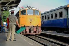 Station Royalty-vrije Stock Foto