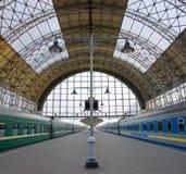 Station Stock Foto