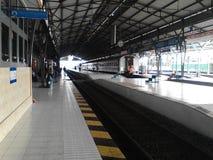 station Stockfotografie