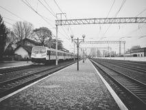 station Lizenzfreie Stockfotografie
