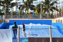 Station balnéaire du ` s Margaritaville de Jimmy Buffet Photographie stock