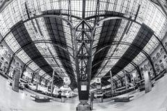 Station in Barcelona Royalty-vrije Stock Foto