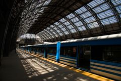 Station in Buenos aires Stock Fotografie
