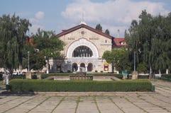 Station in Chisinau stock foto