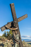 Station of the Cross Landmark Colorado Stock Image