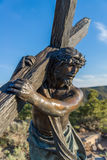 Station of the Cross Landmark Colorado Royalty Free Stock Images