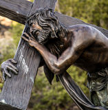Station of the Cross Landmark Colorado Royalty Free Stock Image