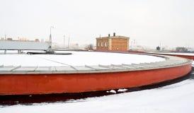 Station d'aération de Luberetskaya Image libre de droits