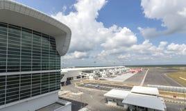 Station d'aéroport Images stock