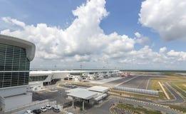 Station d'aéroport Photo libre de droits