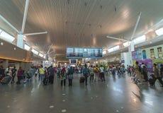 Station d'aéroport Images libres de droits